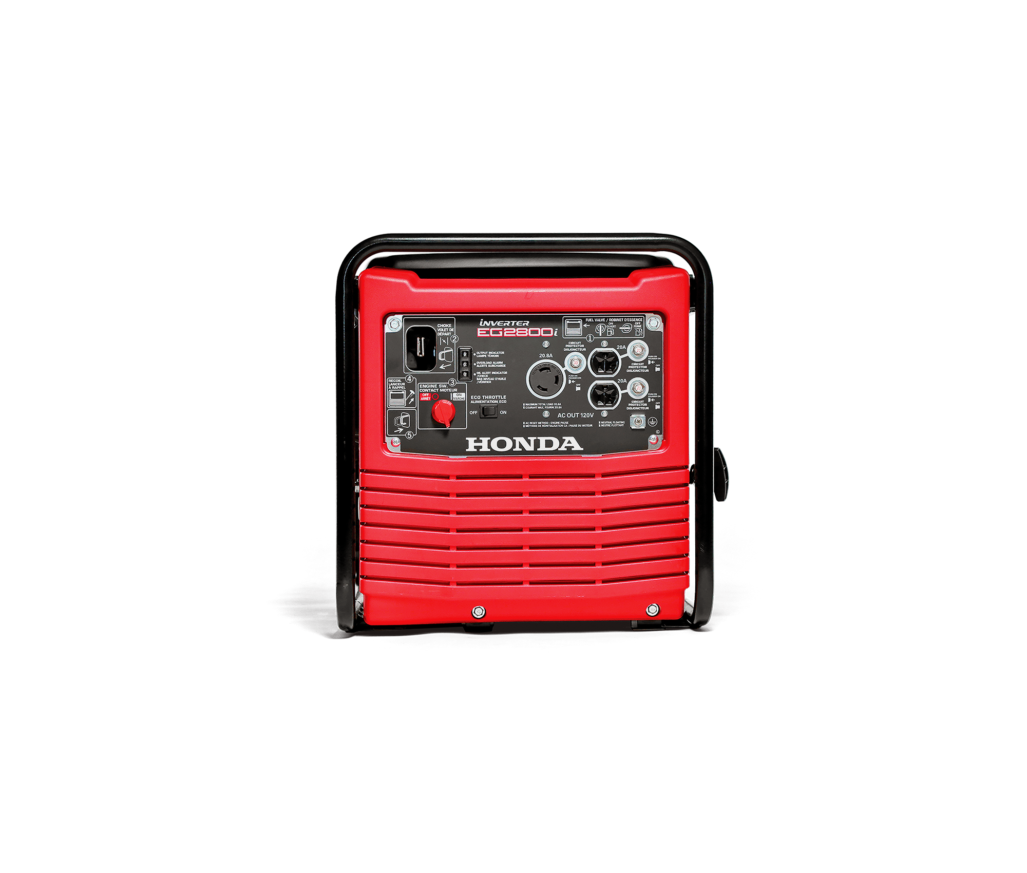 Image of the Inverter 2800i generator