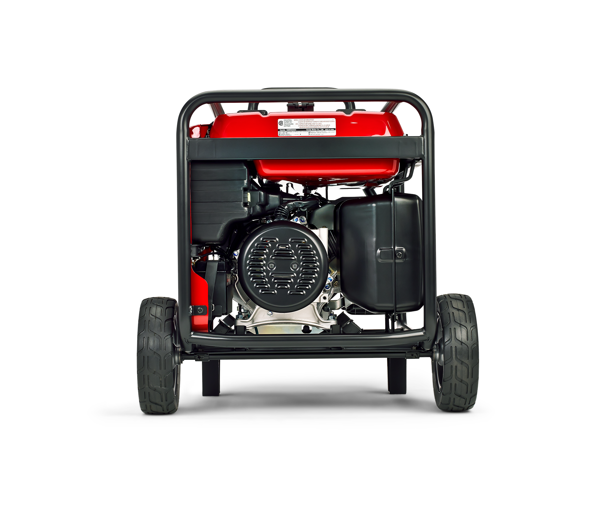 Image of the Electric Start 6500 generator