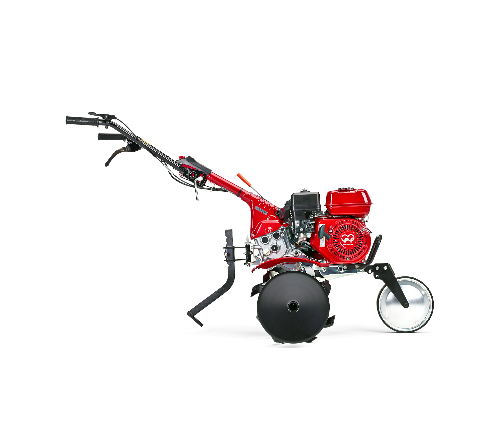 "View 5 Mid-Tine 36"" Multi-Drive tiller"