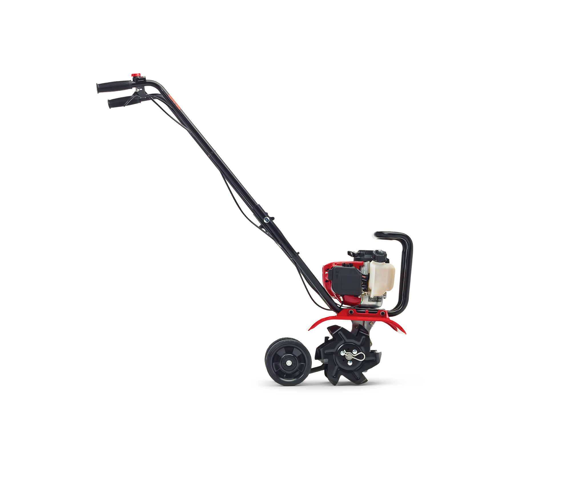 "Image of the Mini-Tiller 9"" Lawn Mower"