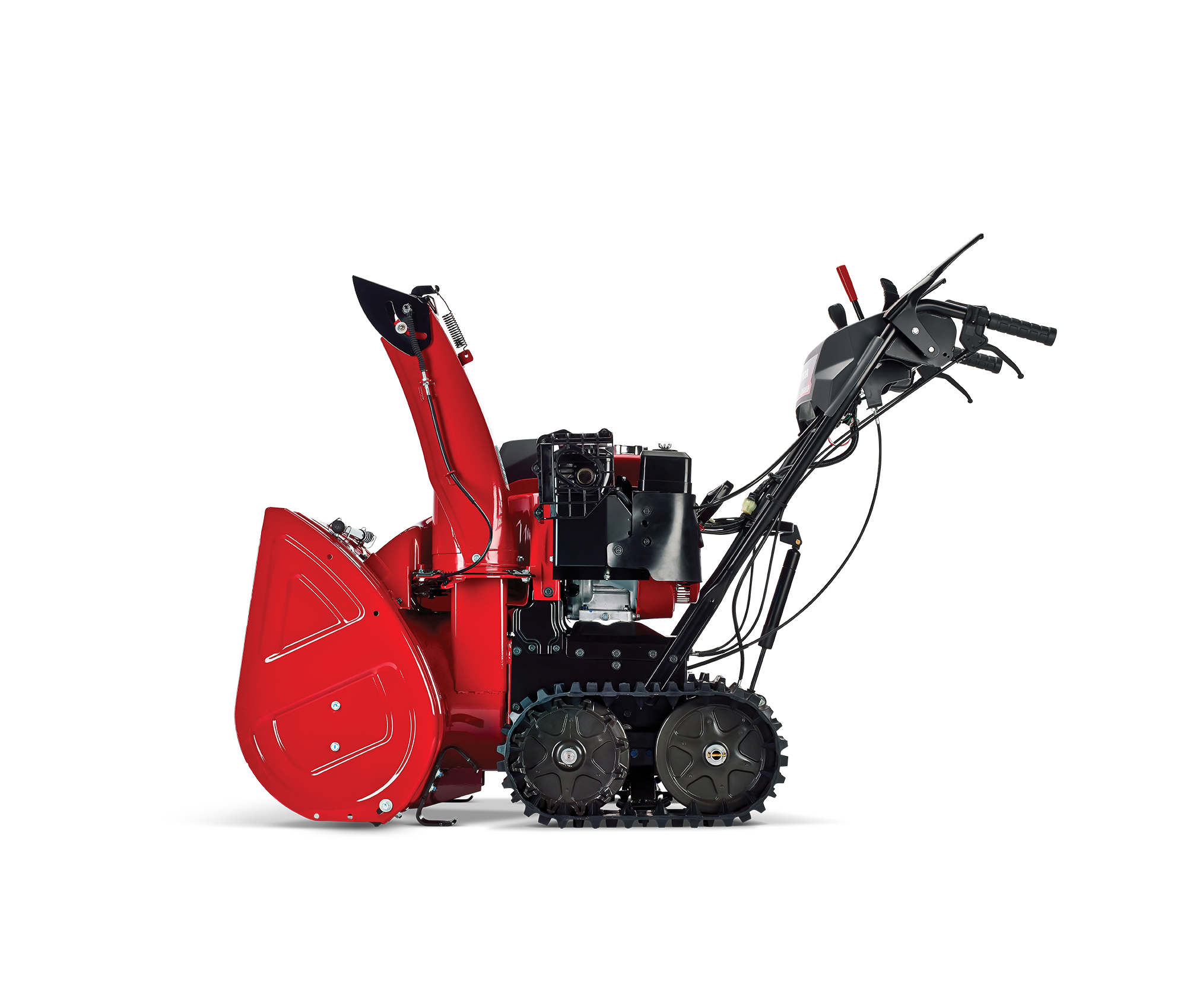 "24"" Track Drive Snowblower View 4"