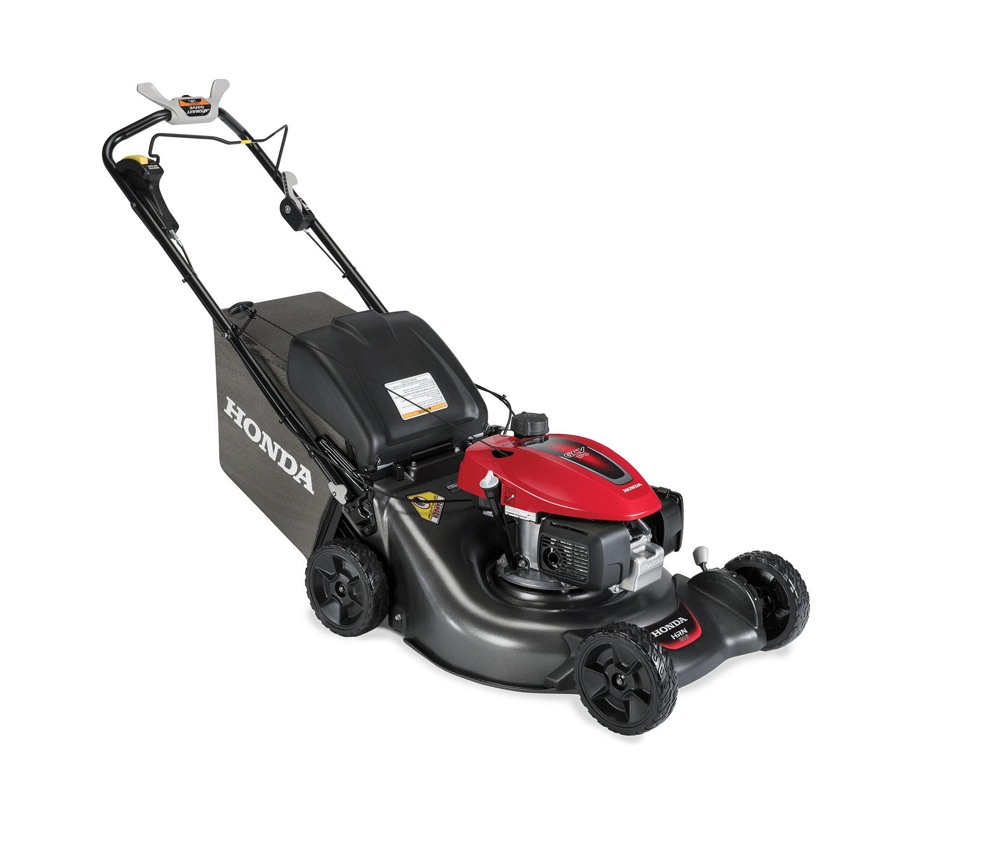 Image of the HRN Smart Drive<sup>TM</sup> Blade-Stop System Lawn Mower