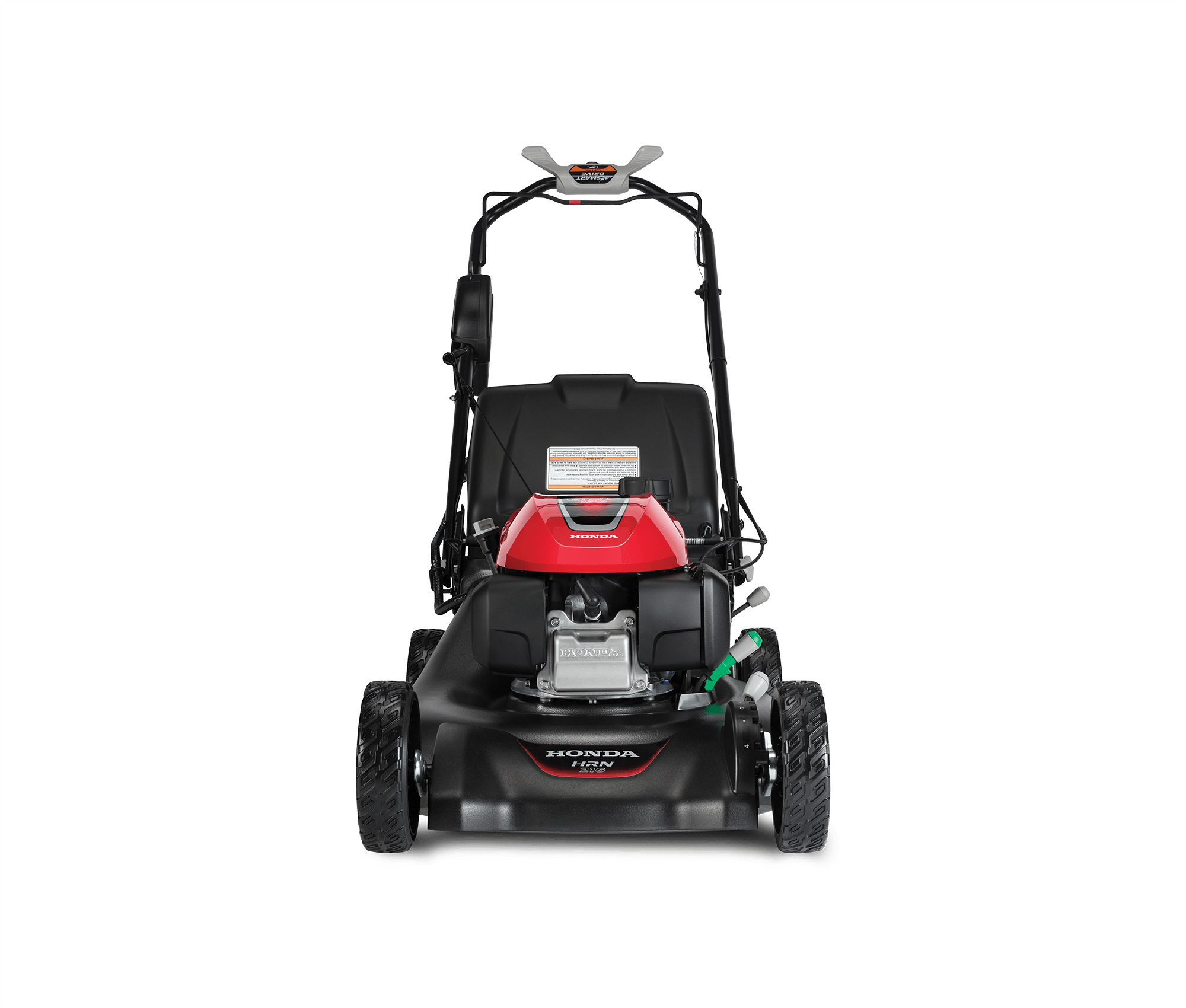 Image of the HRN Smart-Drive Electric Start Lawn Mower