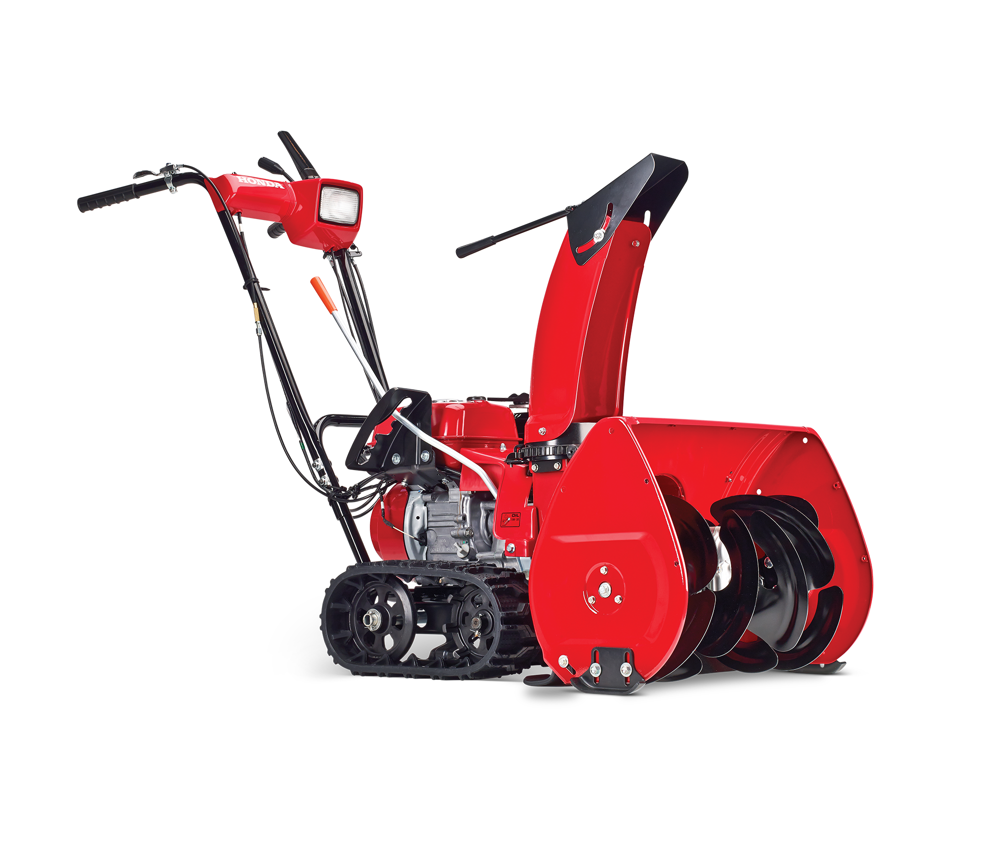 "Image of the 22"" Track-Drive Snowblower"