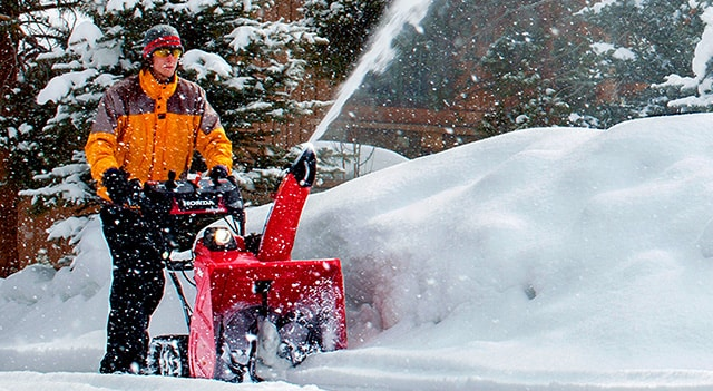 Snowblowers | Honda Power Equipment