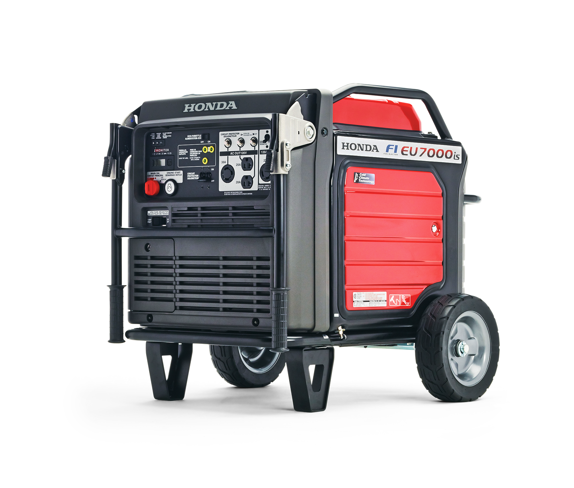 Image of the Ultra-Quiet 7000i ES generator