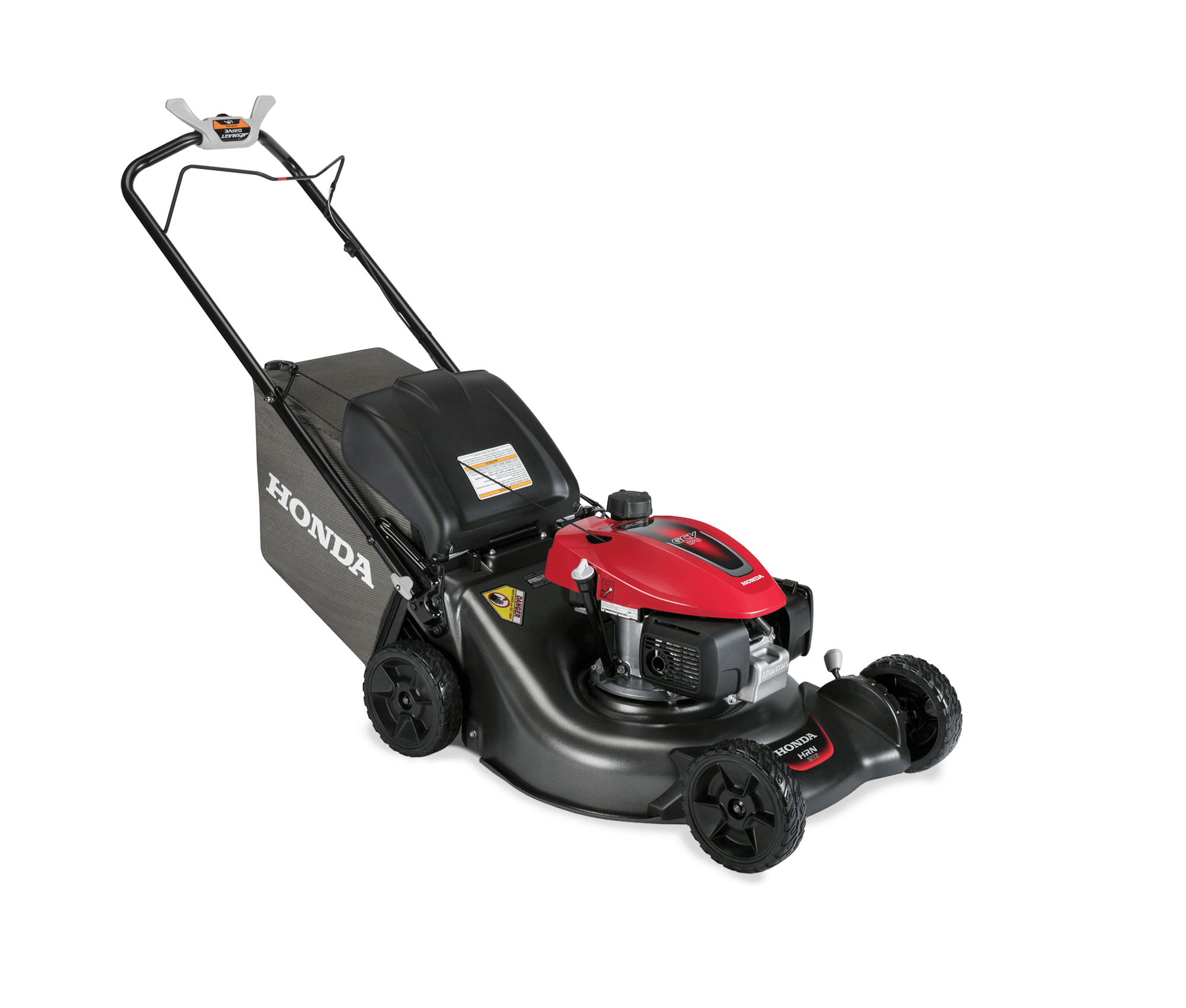 Image of the HRN Smart-Drive<sup>TM</sup> Lawn Mower